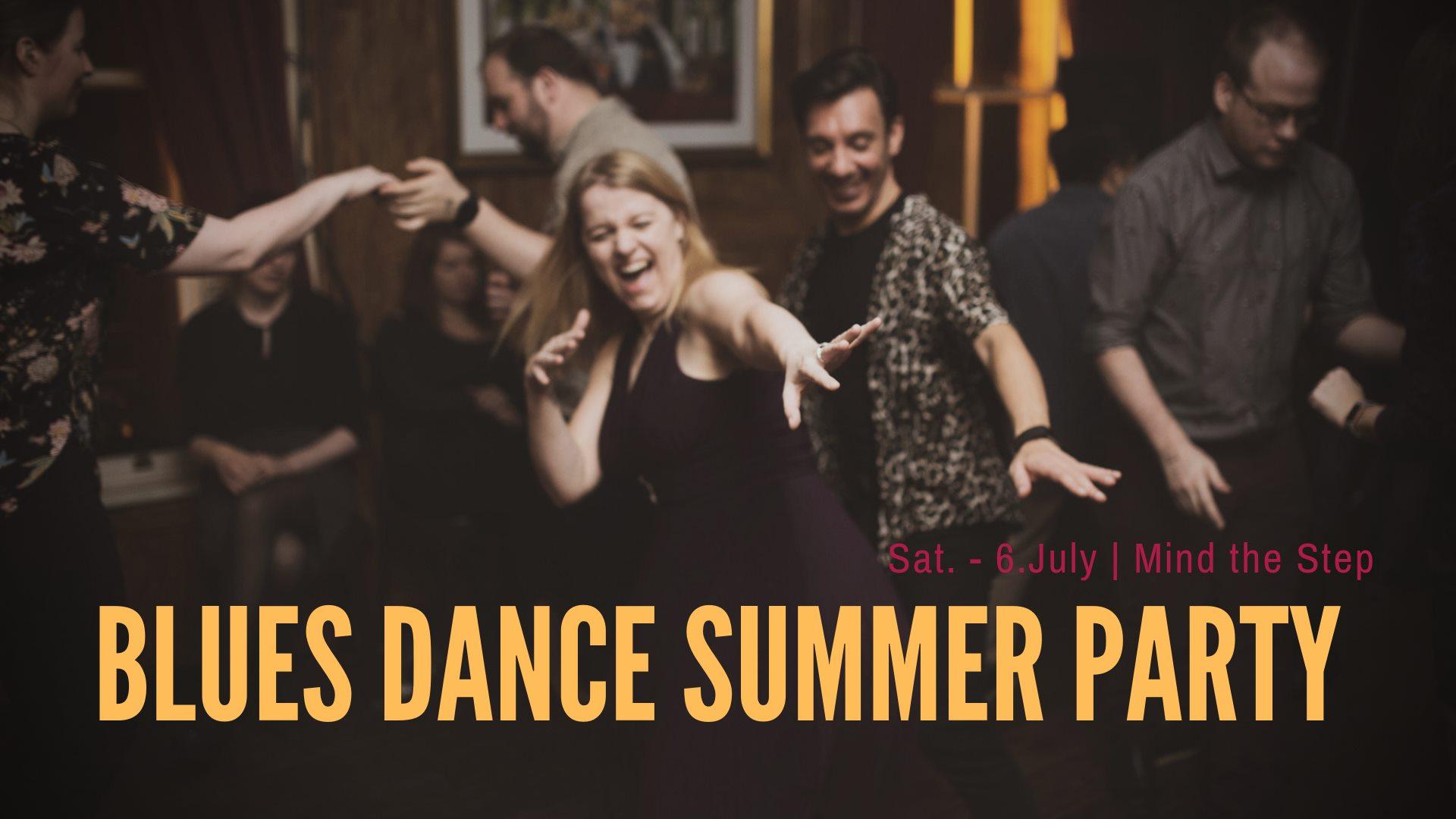 Blues Dance Summer Party