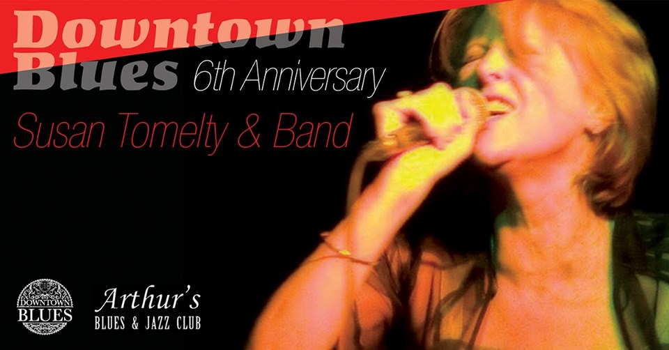 6th Anniversary of DTB with Susan Tomelty & Band