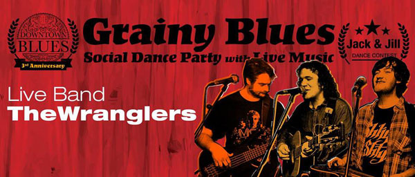 3rd Anniversary of DTB - The Wranglers