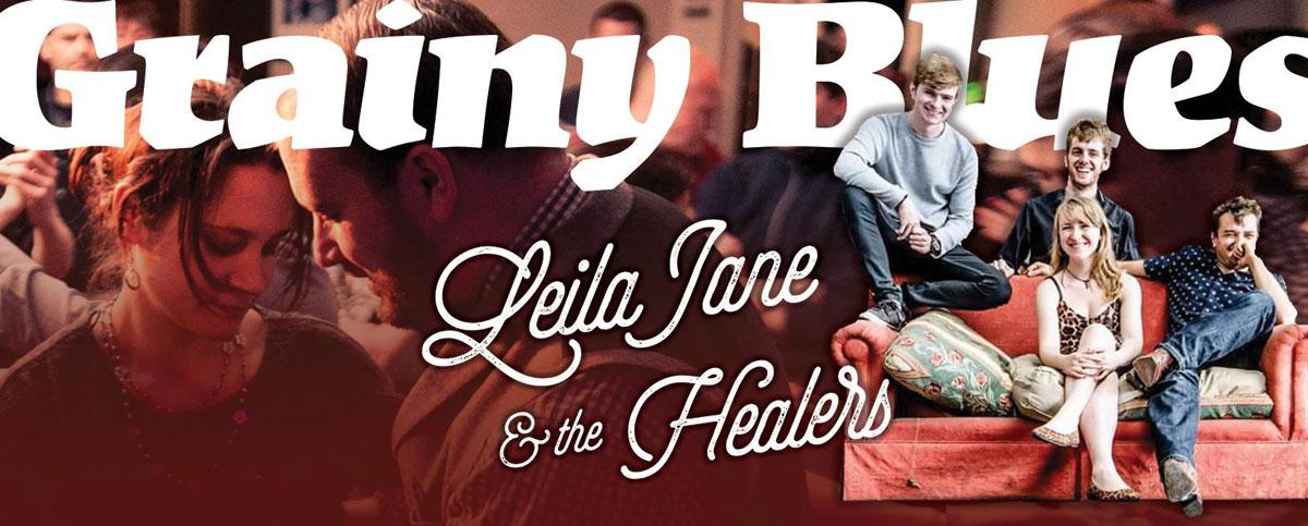 Leila Jane & The Healers