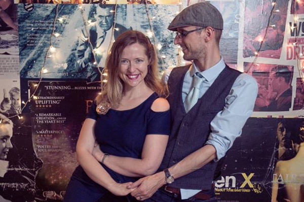 Anna & Ryan - Blues Dance Workshop