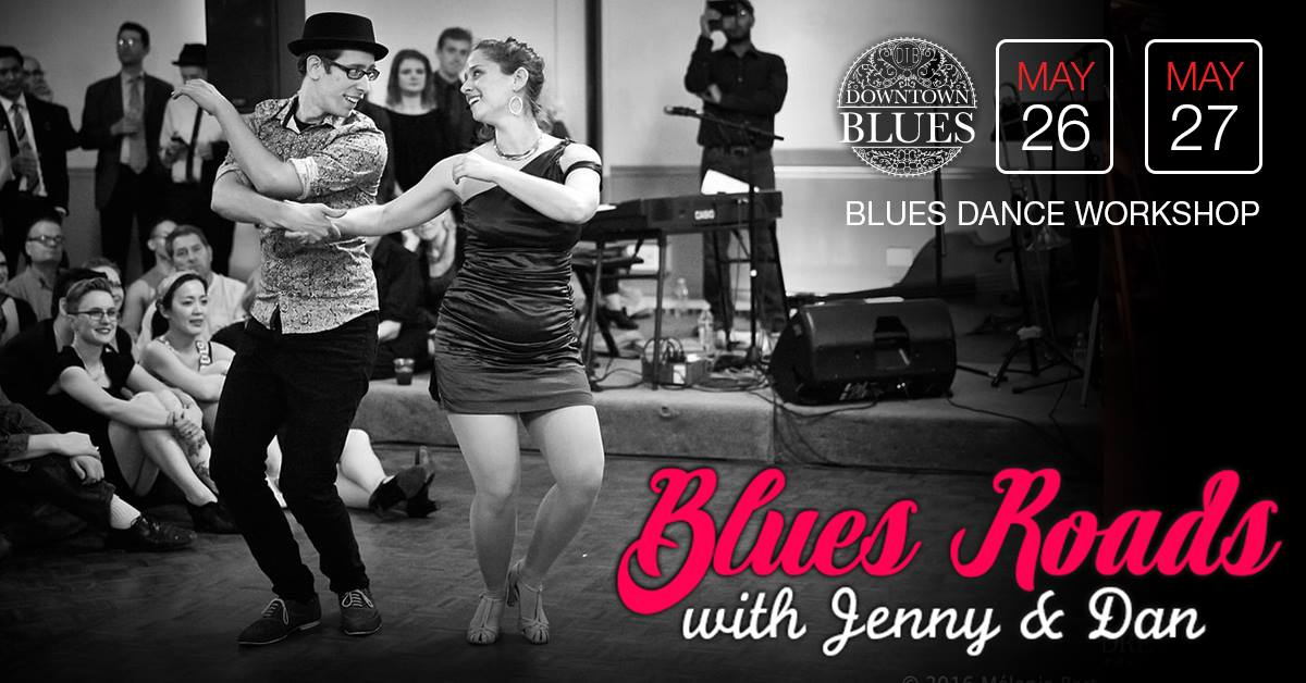 Blues Roads - Workshop with Jenny & Dan