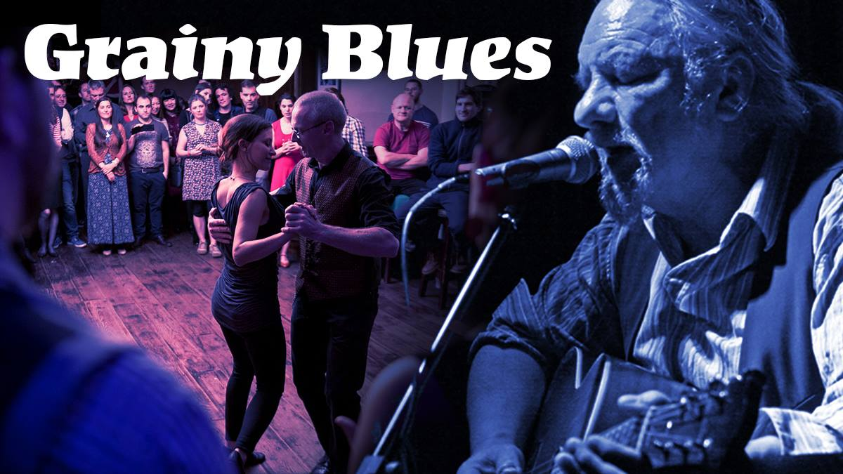 Grainy Blues with Dermot Byrne