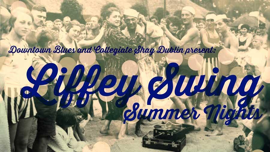 Liffey Swing Summer Nights (18 Aug)